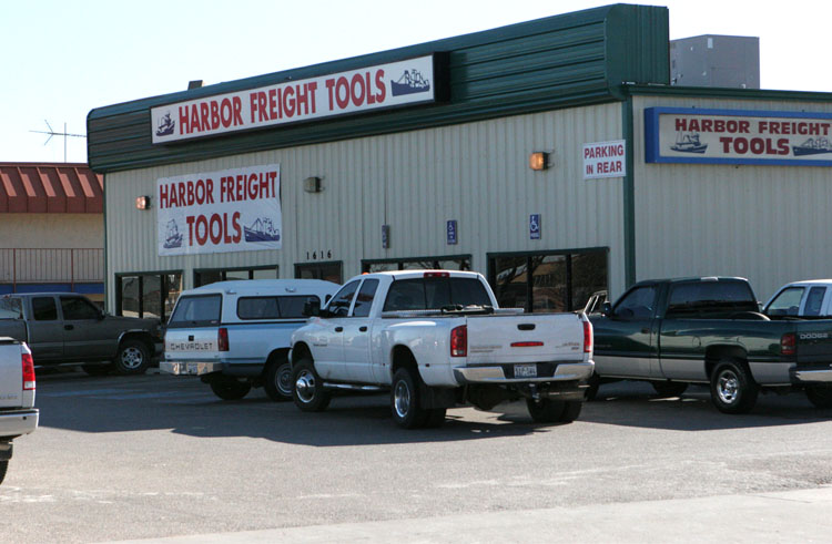 Harbor Freight Tool Co.